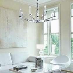 new concept 224a8 6535a Chandeliers | Modern Chandelier Design & Elegance | Lumens