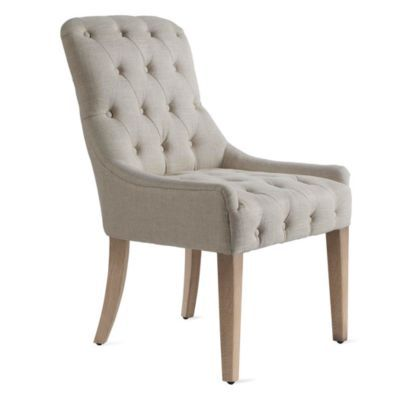 Jen Dining Chair - Wash Oak