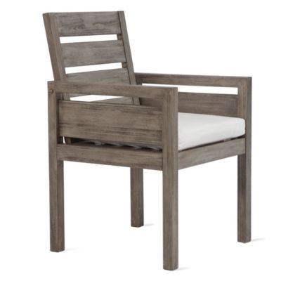 Lucia Outdoor Dining Armchair - ...