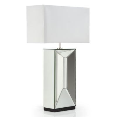 Axis Mirrored Table Lamp