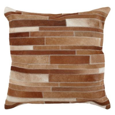 Montara Hair On Hide Pillow 22
