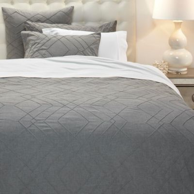 Abbot Bedding - Grey