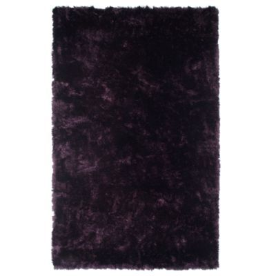 Indochine Rug - Aubergine