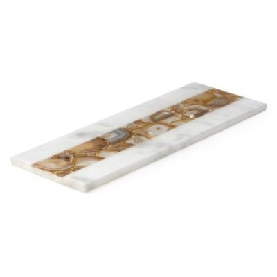 Granada Agate Serving Board
