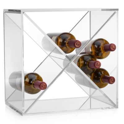 Claro Acrylic Wine Box