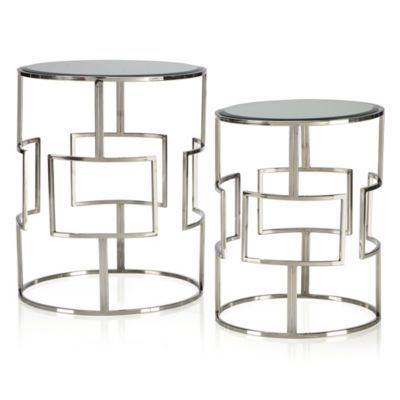 Accent Tables Amp Stools Nesting Tables Z Gallerie