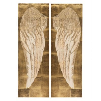 Angel's Wing Panel - Set of 2