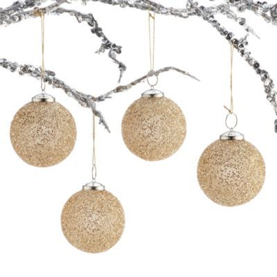 Bella Ornament - Set of 4