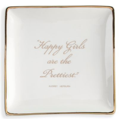 Happy Girls Trinket Tray