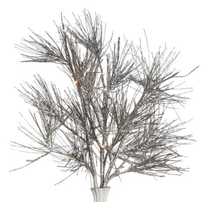 LED Pine Branch - Set of 3