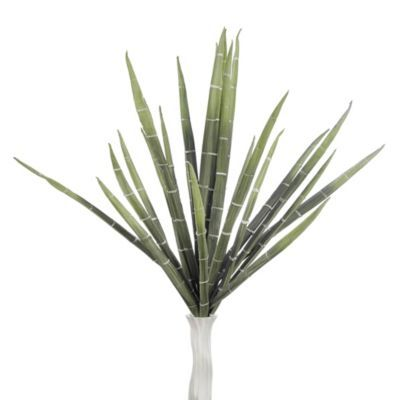Faux Haworthia Stem - Set of 3