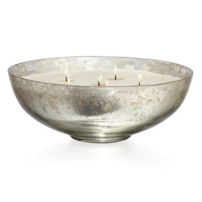 Mercury Bowl Candle
