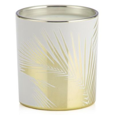 Pineapple And Palm Candle