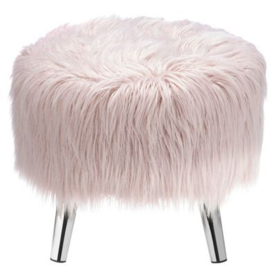 Sensational Audrey Round Ottoman Z Gallerie Ncnpc Chair Design For Home Ncnpcorg