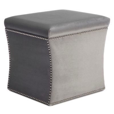 Astonishing Ottomans Affordable Chic Storage Ottomans Z Gallerie Ibusinesslaw Wood Chair Design Ideas Ibusinesslaworg