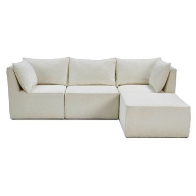 Siberia Sectional - 4 PC