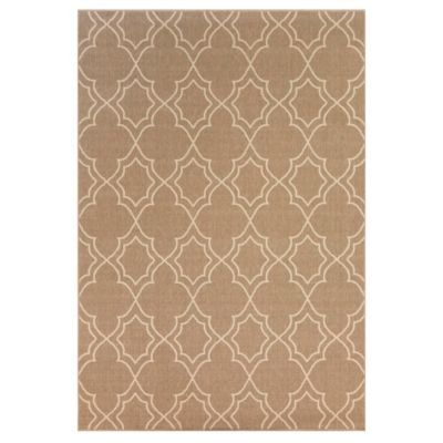 Davit Outdoor Rug - Natural