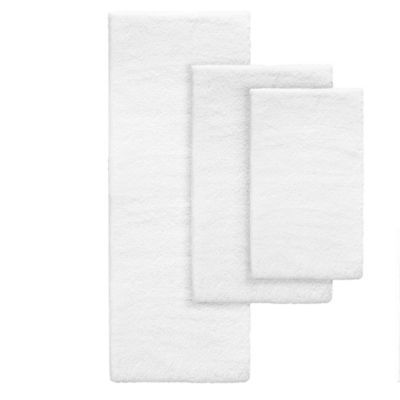 Park Bath Mat - White