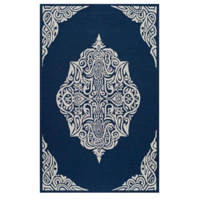 Coronado Indoor/Outdoor Rug - Blue