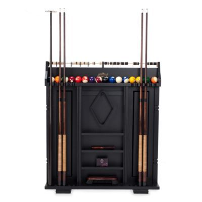 Jaxxon Pool Table Rack