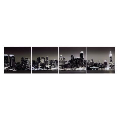 City Ombre Glow - Set of 4