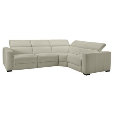 Verona Sectional 4PC - Taupe