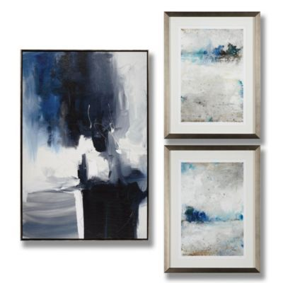 Dreaming In Blue - Set Of 3