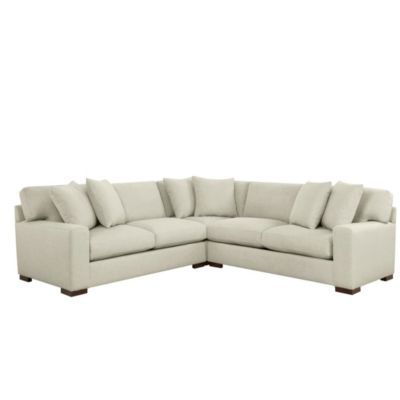 Del Mar Corner Sectional - 3 PC