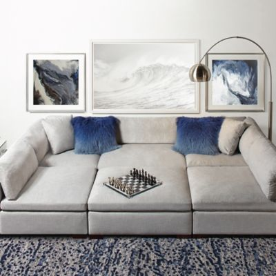 Naples Modular Sectional Collection