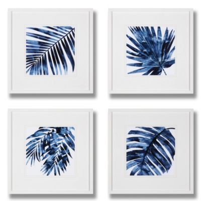 Pacific Palms - Set Of 4