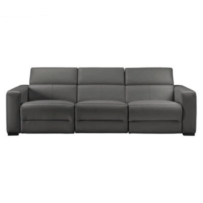 Verona Sectional 3PC - Charcoal
