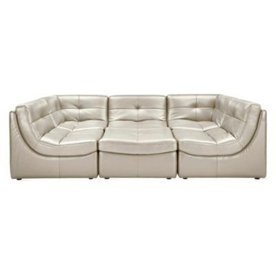 Convo Sectional 6PC - Taupe