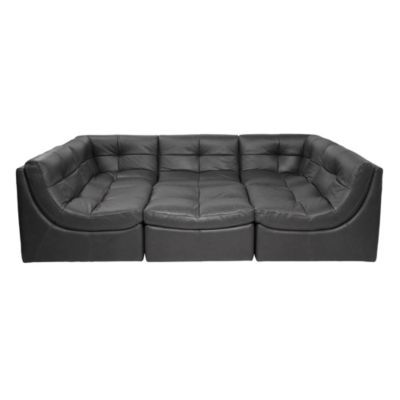 Cloud Modular Sectional - Grey