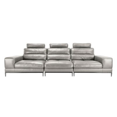 Jude Sectional - Light Grey