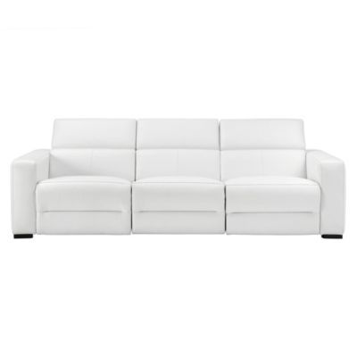 Verona Sectional 3PC - White