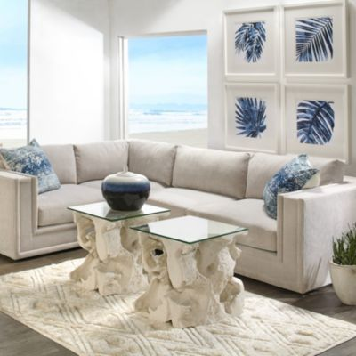 Luka Sequoia Sand Living Room Inspiration