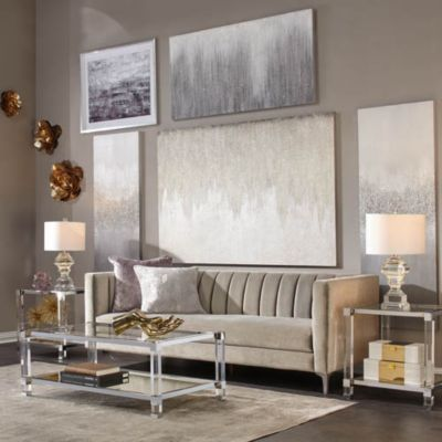 Crestmont Glam Living Room Inspiration