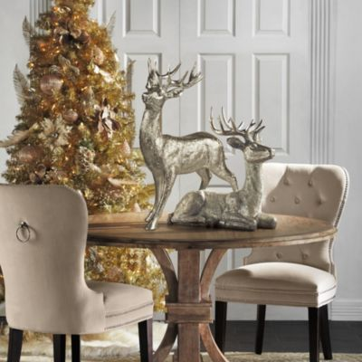 Archer Holiday Deer Dining Room Inspiration