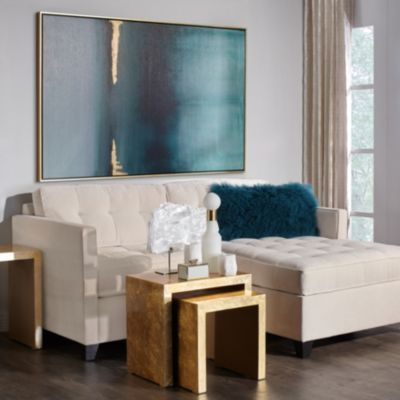 Cooper Sectional Living Room Inspiration