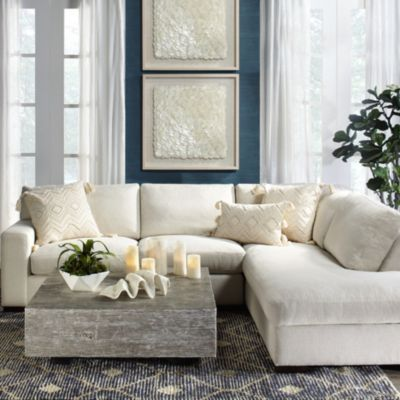 Del Mar Sectional Living Room Inspiration