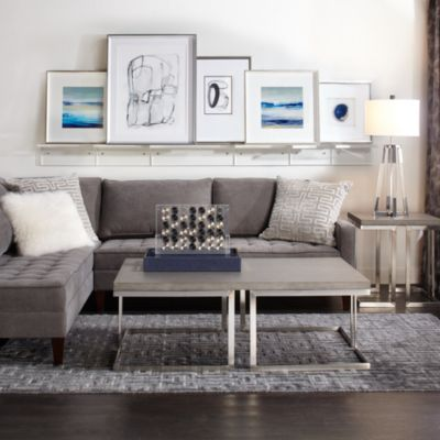 Vapor Emmett Living Room Inspiration