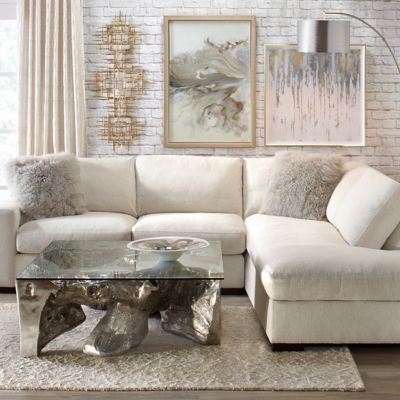 Natural Del Mar Living Room Inspiration