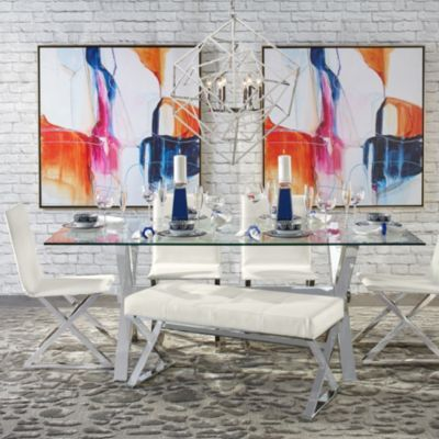 Colorful Axis Dining Room Inspiration