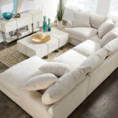 Stella Sectional Clifton Living Room Inspiration