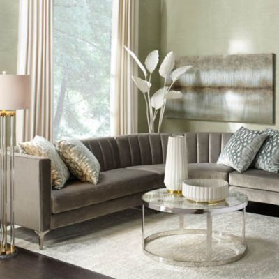 Crestmont Sectional Living Room Inspiration