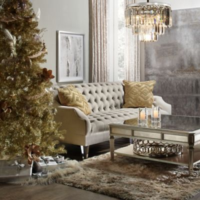 Simone Holiday Living Room Inspiration