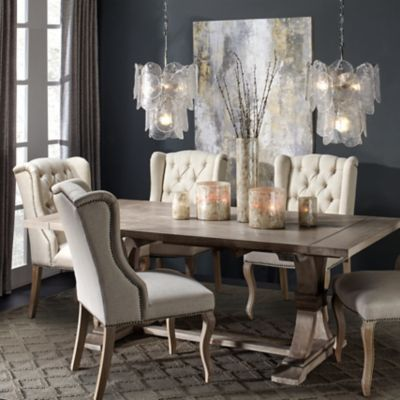 New Archer Grey Dining Room Inspiration