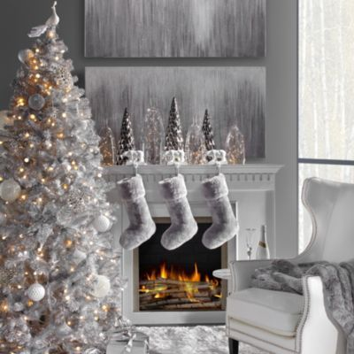 Holiday Glimmer Living Room Inspiration