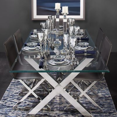 Axis Modern Luxe Dining Room Inspiration