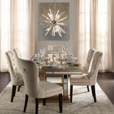 Ava Gossamer Wings Dining Room Inspiration